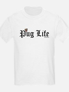 Super Pug Life Kids T-Shirt