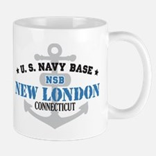 US Navy New London Base Mug