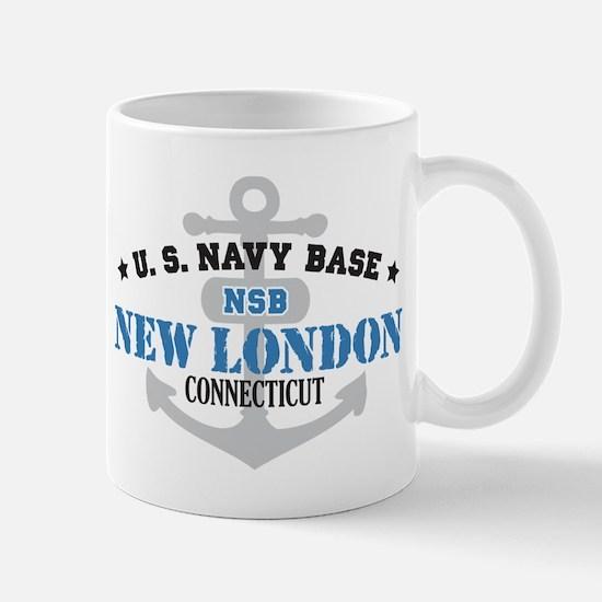 US Navy New London Base Mug