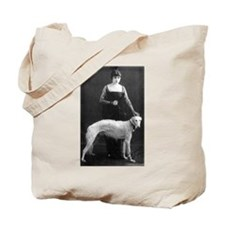 Theda and Bevla Tote Bag