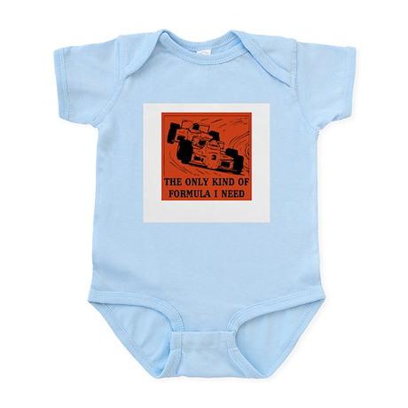 The only kind of formula I ne Infant Creeper