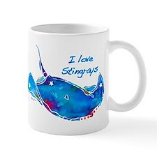 I LOVE STINGRAYS Mug