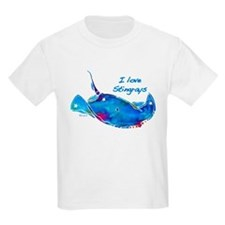 I LOVE STINGRAYS T-Shirt
