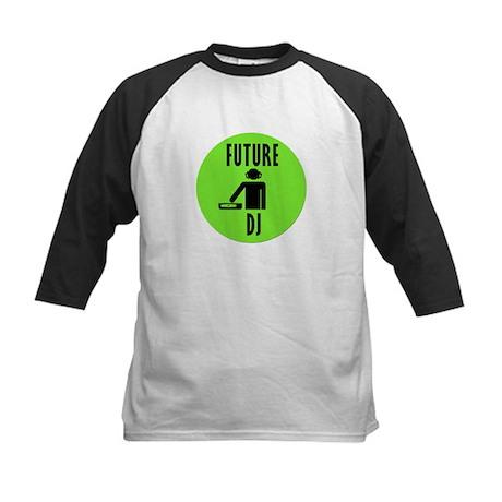 Future DJ Kids Baseball Jersey
