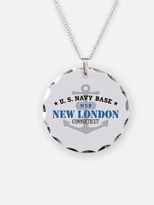 US Navy New London Base Necklace