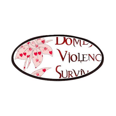 Domestic Abuse Survivor Patches