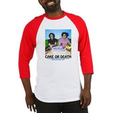 Cake or Death Baseball Jersey