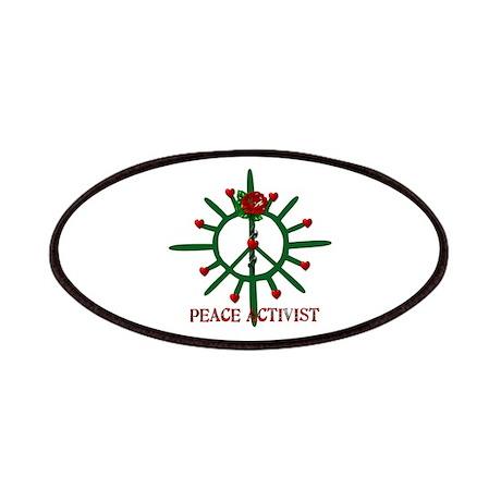 Peace Activist Patches
