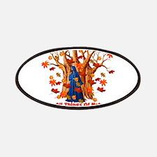 Autumn Pagan Goddess Patches