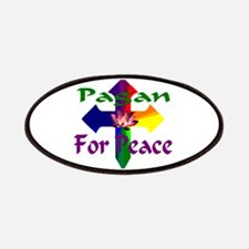 Pagan For Peace Patches