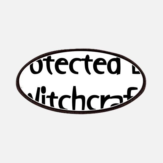 Protected By Witchcraft Patches