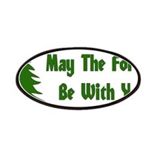 May The Forest Be With You Patches