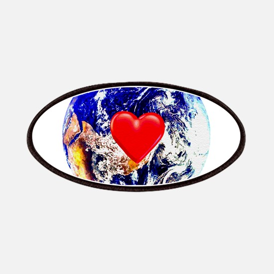 Earth Heart Patches