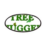 Tree Hugger Patches