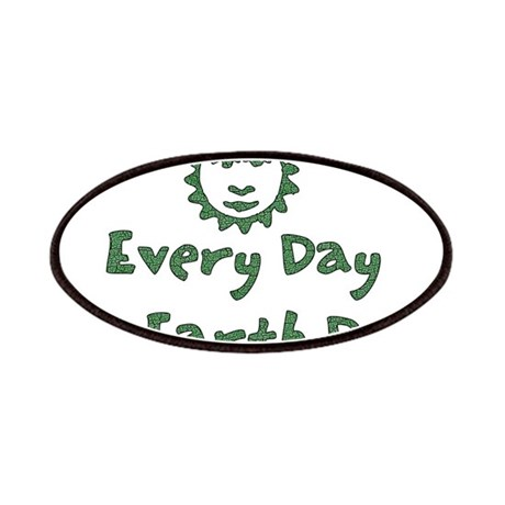 Every Day Is Earth Day Patches