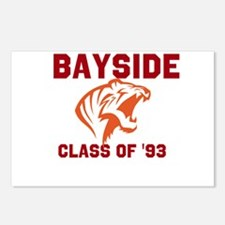 Bayside Tigers Postcards (Package of 8)