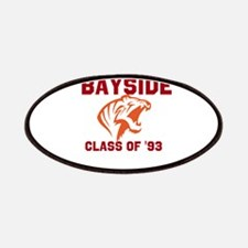 Bayside Tigers Patches