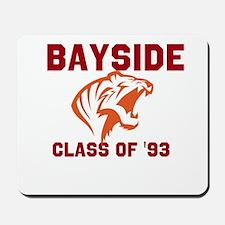 Bayside Tigers Mousepad
