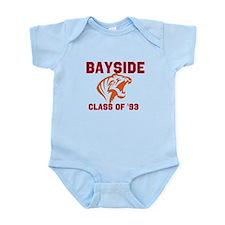Bayside Tigers Infant Bodysuit