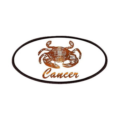 Cancer Zodiac Crab Patches