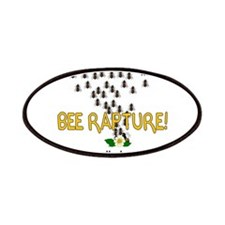 Alien Rapture Bees Patches