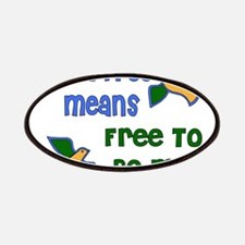 Child-Free Me Patches
