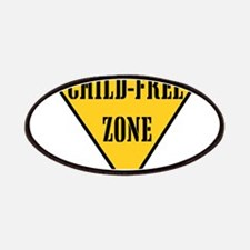 Child-Free Zone Patches