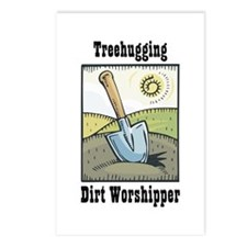 Dirt Worshipper Postcards (Package of 8)