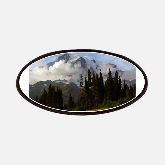 Mt. Rainier #3 Patches