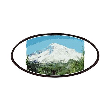 Mt. Rainier #2 Patches