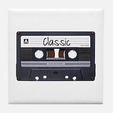 Classic Cassette Tile Coaster