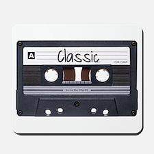 Classic Cassette Mousepad