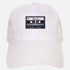 Classic Cassette Baseball Baseball Cap
