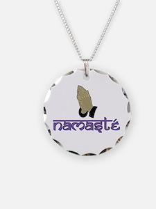 Namaste purple Necklace