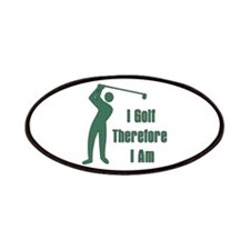 Gift for Golfing Dad Patches