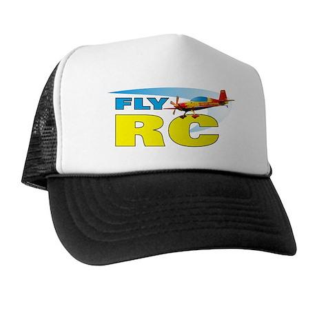 Fly RC Plane Trucker Hat