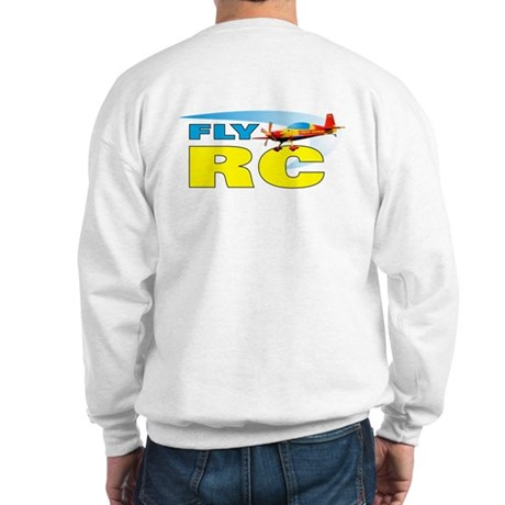 Fly RC Plane Sweatshirt