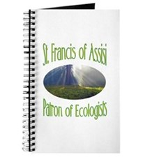 St. Francis-Patron of Ecologists Journal