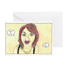 You Big Toot Greeting Card
