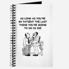 funny doctor joke Journal