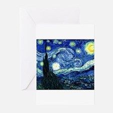 Starry Night Greeting Cards (Pk of 20)