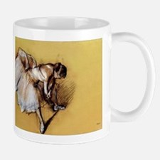 Degas' Dancer Adjusting Her S Mug