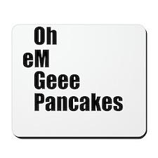 OMGPancakes - Mousepad
