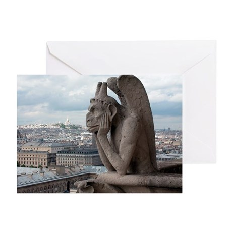 Notre Dame Greeting Cards (6)