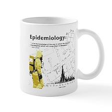 Epidemiology Inspirational Quote Mug