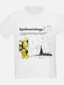 Epidemiology Inspirational Quote T-Shirt