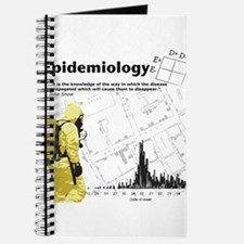 Epidemiology Inspirational Quote Journal