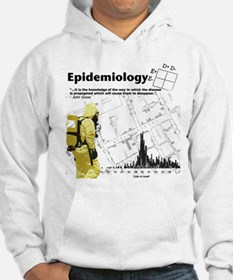 Epidemiology Inspirational Quote Hoodie