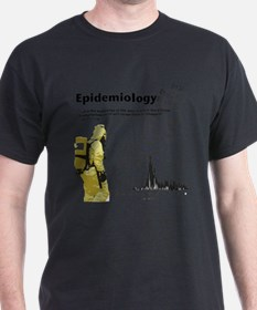 Epidemiology Inspirational Quote T-Shirt