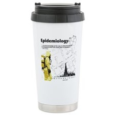Epidemiology Inspirational Quote Travel Mug